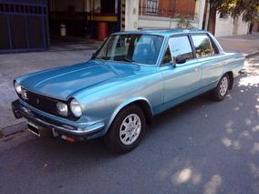 Torino Renault Gr Modelo 1981. Motor: Torino De 7 Bancadas.