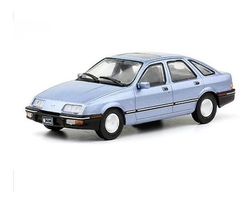 Imagen 1 de 10 de Autos Inolvidables Años 80,90 Nº 02 Ford Sierra Ghia (1984)