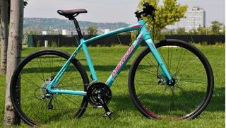 Bicicleta Merida Speeder 100 Juliet (2017) Talle 52