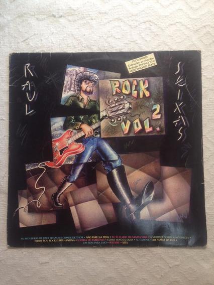 Lp Vinil - Raul Seixas - Rock Vol. 2