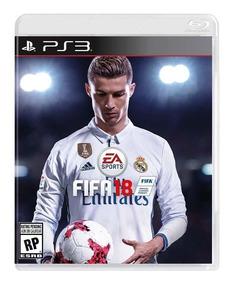 Fifa 18 Ps3 Play 3 Em Portugues Digital Psn !!!!