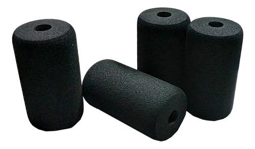 Imagen 1 de 5 de Rodillo Goma Espuma Maquina Gimnasio Multi Gym Pack X4 Jbh