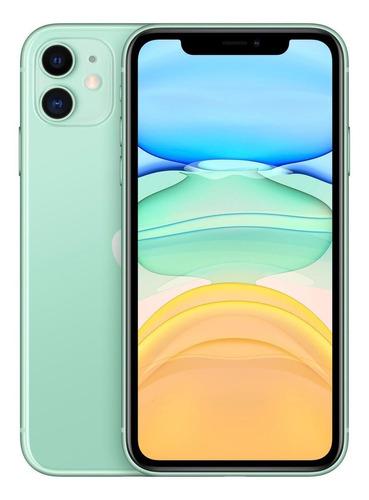 Imagen 1 de 7 de Apple iPhone 11 (64 GB) - Verde