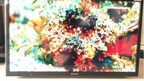Imagen 1 de 8 de Vendo Pantalla Tv 40 Pugadas Sony,para Repuesto O Reparar