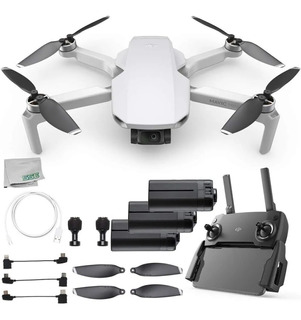 Drone Dji Mavic Mini Combo- Nuevo En Caja Cerrada Y Sellada.