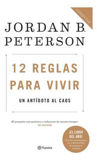 12 Reglas Para Vivir - Jordan B. Peterson - Nuevo - Original
