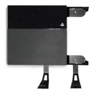Soporte Base Pared Consola Play Station 4 (ps4)