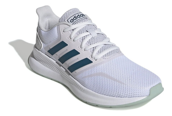 Zapatillas adidas Runfalcon W Mujer Running Livianas Oficial