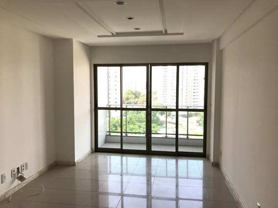 Apartamento Em Casa Forte, Recife/pe De 80m² 3 Quartos À Venda Por R$ 500.000,00 - Ap275785