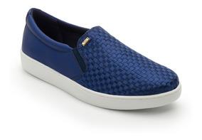 Sneaker Flexi Dama 33516 Azul