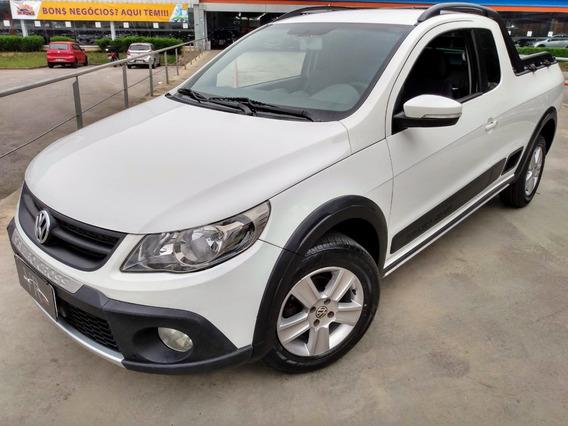 Volkswagen Saveiro Cross Ce 1.6 8v Flex Completo 2013/2013
