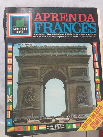 Revistas Curso Aprenda Francês Antigo