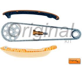 Kit Corrente Distribuição - Ford Ka 1.0 8v Rocam - 2008