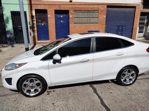 Ford Fiesta Kinetic Desing Trend Plus