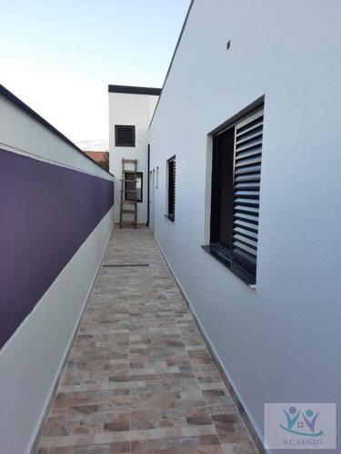 Casa Para Venda Em Mogi Das Cruzes, Botujuru, 3 Dormitórios, 1 Suíte, 2 Banheiros, 2 Vagas - Ca0461_2-1165136