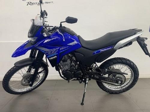 Imagem 1 de 7 de Yamaha Xtz 250 Lander Azul 2022