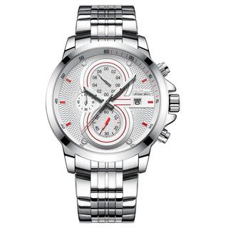 Reloj Hombre Biden 085 - Cronógrafo Todo Funcional