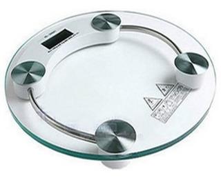 Balança Digital Peso Corporal Pessoas Banheiro Até 180kg(rd)