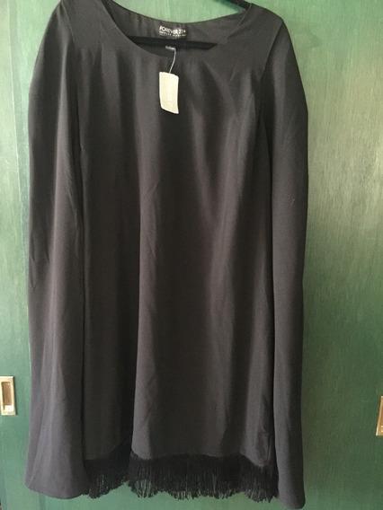 Vestido Negro 3xl Forever 21