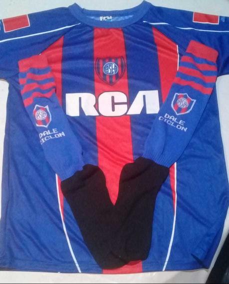 Camisetas Y Medias De San Lorenzo Ideal Equipo De 11.