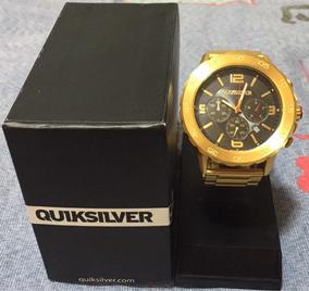 Relógios Quicksilver + Relógio G-shock