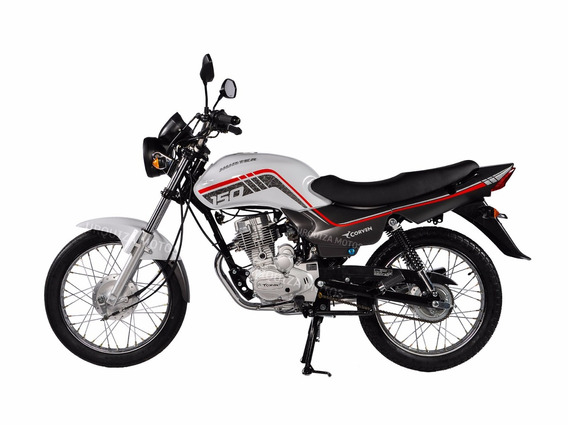 Moto Hunter 150 Base Rt Corven Promocion 0km Urquiza Motos