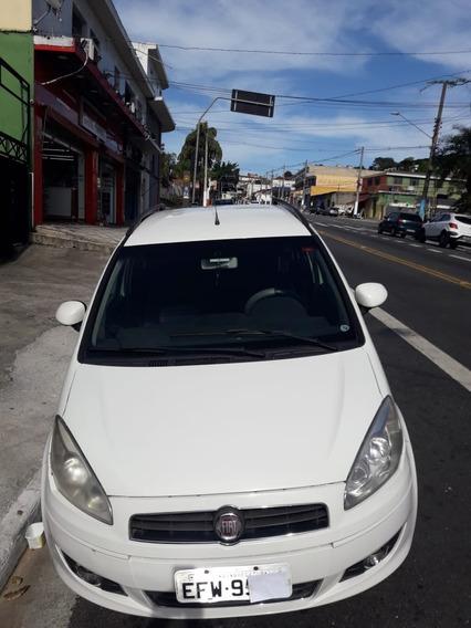 Fiat Idea Essence 1.6 16v. 2012-completa Ac. Troca -valor
