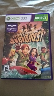 Juego Xbox 360 Kinect Adventures