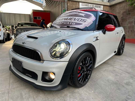 Mini John Cooper Works 1.6 Silver Bullet At 2013