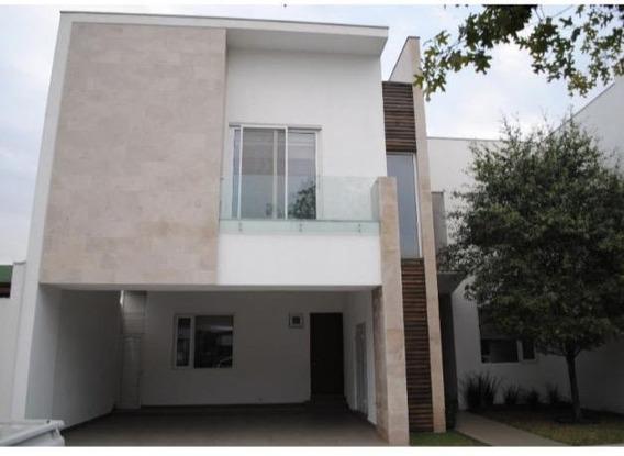 Casa En Renta En Magenta Privada En Real De San Agustín, Zona Valle, (ljgc)