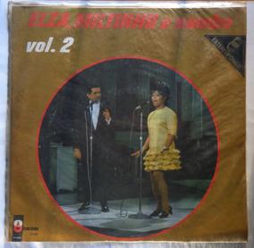 Elza Soares E Miltinho Lp Nac Usado Elza Milt & Samba Vol. 2