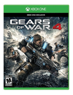 Gears Of War 4 Xbox One Codigo Digital