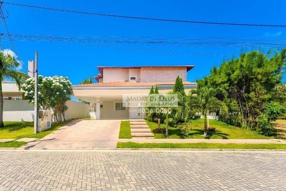 Casa Com 4 Dormitórios À Venda, 343 M² Por R$ 1.340.000,00 - Centro - Eusébio/ce - Ca1058