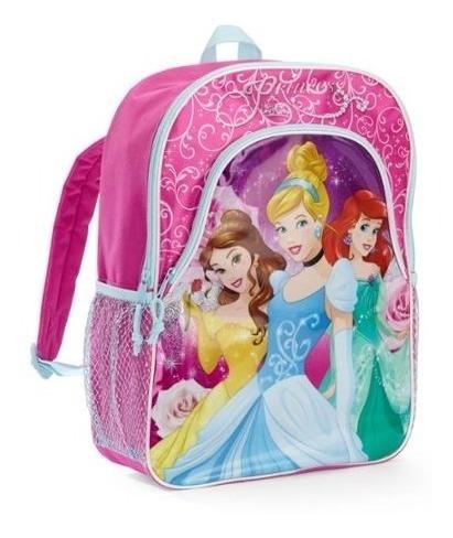 Mochila Infantil Princesas - Disney Original