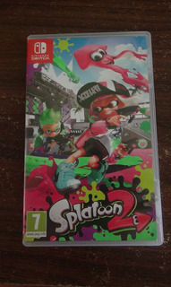 Juego Splatoon 2 Nintendo Switch