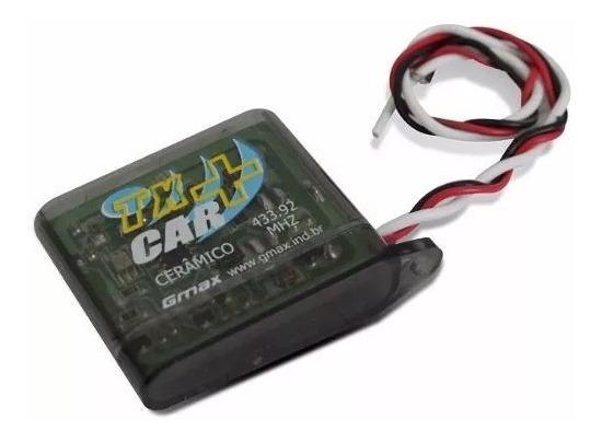 Controle Para Farol De Carro - Portão Tx Car 433 Mhz