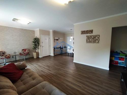 Apartamento Com 3 Dormitórios À Venda, 139 M² Por R$ 950.000,00 - Tamboré - Barueri/sp - Ap4162