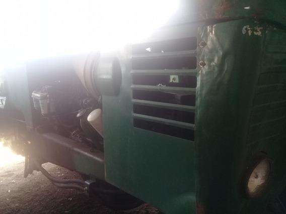 Tractor Deutz A 85 Con Hidraulico Y Tdf