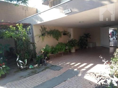 Casa Com 3 Dormitórios À Venda, 350 M² - Vila Rio Branco - Jundiaí/sp - Ca1044