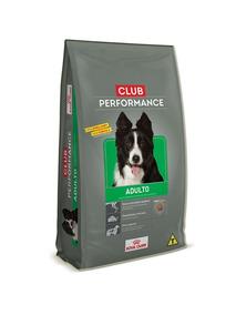 Raçao Club Performance Adulto Da Royal Canin 2,5kg