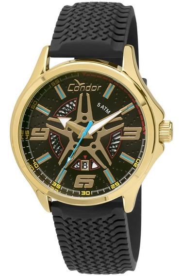 Relógio Condor Masculino Calotas Co2115vx/8p