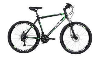 Bicicleta Mtb Caloi Htx Disc Aro 26 - 21 Marchas