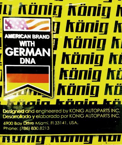 Empacadura Camara Motor Ford 302 351 Made In Usa Germany C/u