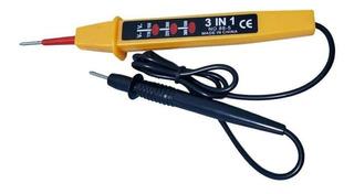 Caneta Digital Chave Teste Medidor De Voltagem Multiteste