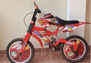 Bicicleta Infantil R16 Motocross. Excelente Estado.