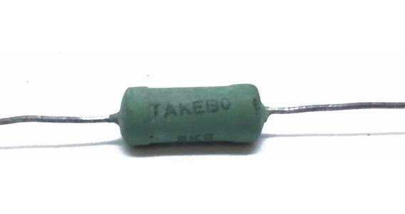 Resistor 3k3 5w Takebo Kit C/ 20pecas