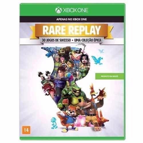 Rare Replay (mídia Física) - Xbox One