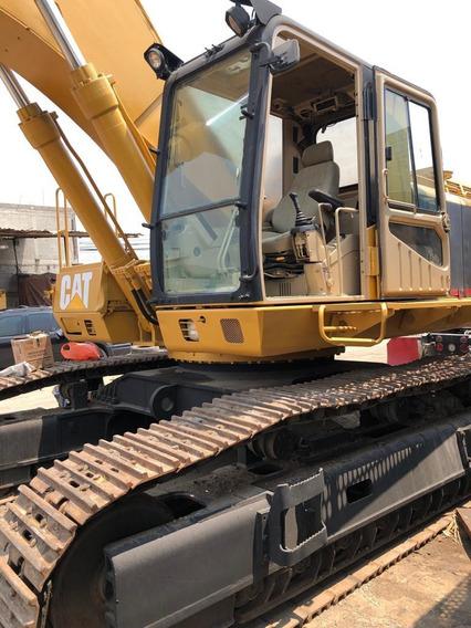 Excavadora Caterpillar 350l Año 96