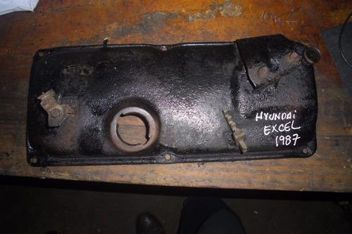 Vendo Tapa Valvula Motor  De Hyundai Excel Año 1987