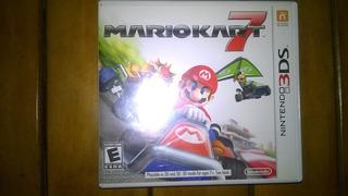 Mario Kart 7 - 3ds - Estuche Vacio